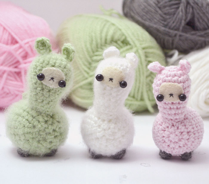 Tiny Crochet Animals By Mohustore