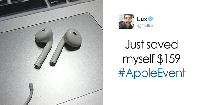 10 Hilarious Reactions To The New IPhone 7