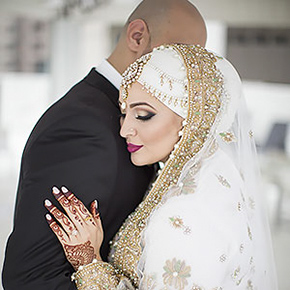 Wedding Dresses For Muslim Brides