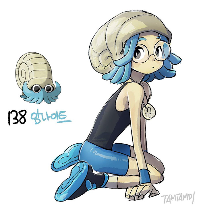 Artist Draws Pokémon As If They Were Human (15 Pics)