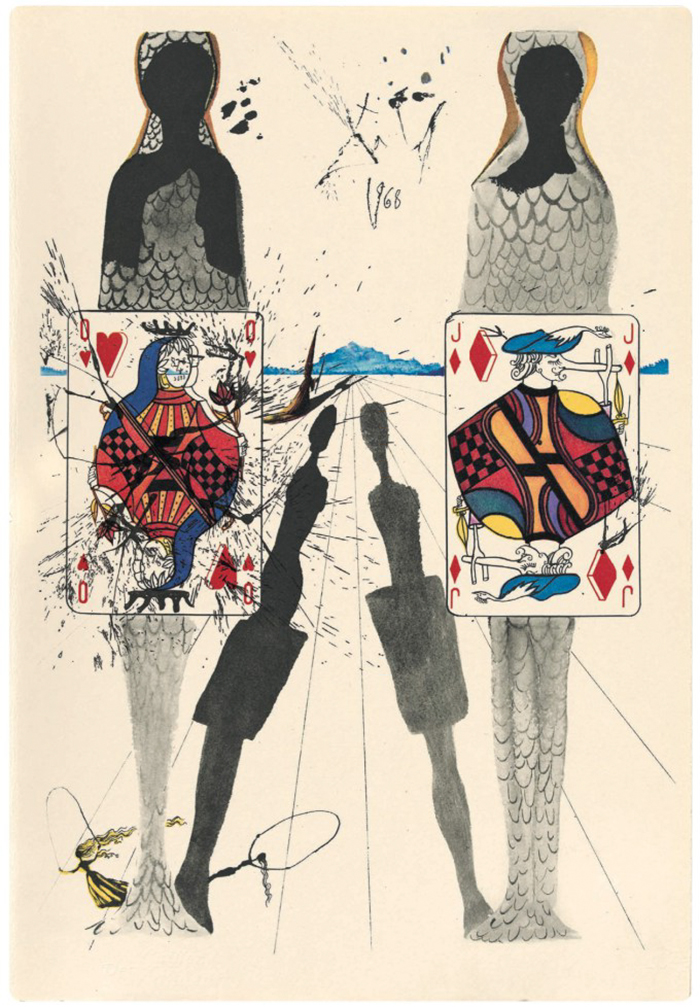 salvador-dali-illustrations-alice-in-wonderland-11