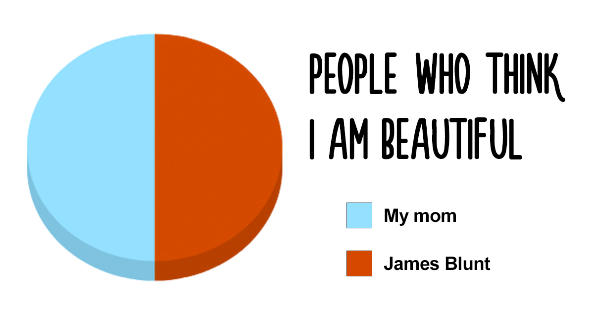 15 pie charts that are so true