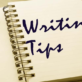 Motivational Writing Tips