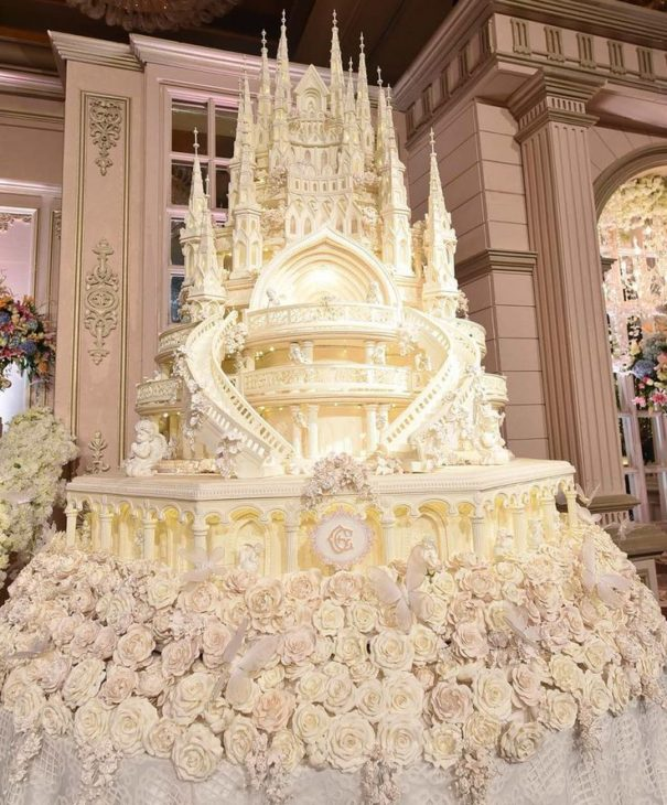 10 Exquizite Wedding Cakes You Wont Belive Were Made By Humans