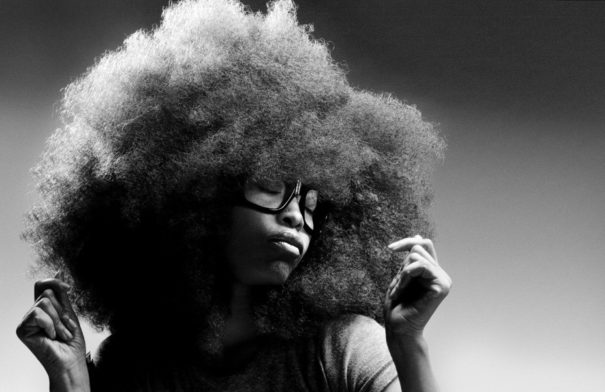 Photography Embraces Natural Afro Hair