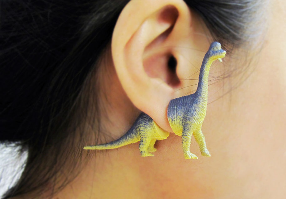 dinosaur-earrings-oooworkshop-4