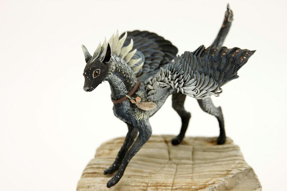 fantasy-animal-sculptures-demiurgus-dreams-evgeny-hontor-11