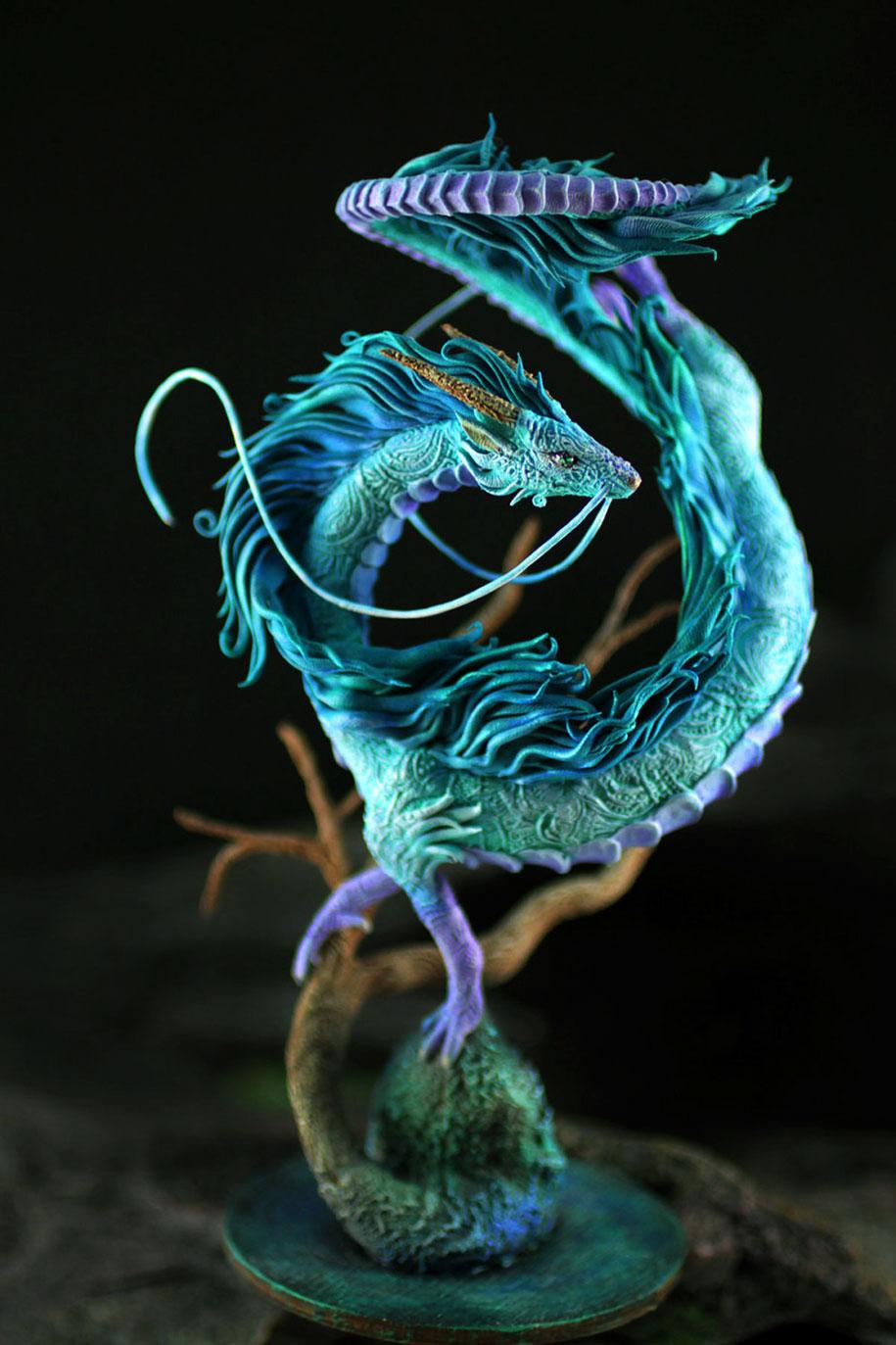 fantasy-animal-sculptures-demiurgus-dreams-evgeny-hontor-4
