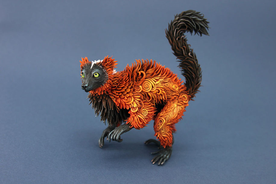 fantasy-animal-sculptures-demiurgus-dreams-evgeny-hontor-9
