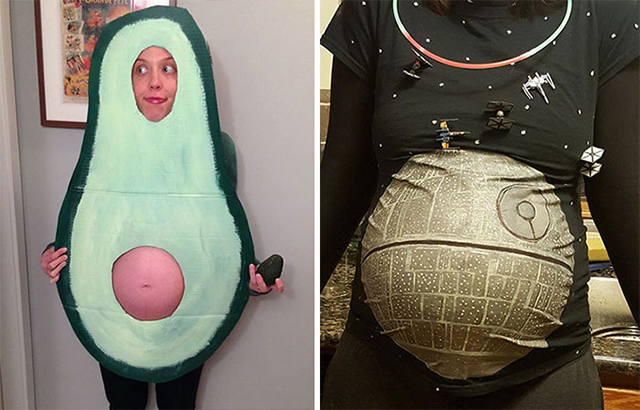 sc 1 st  DeMilked & 15 Creative Halloween Costumes That Only Pregnant Women Can Pull Off