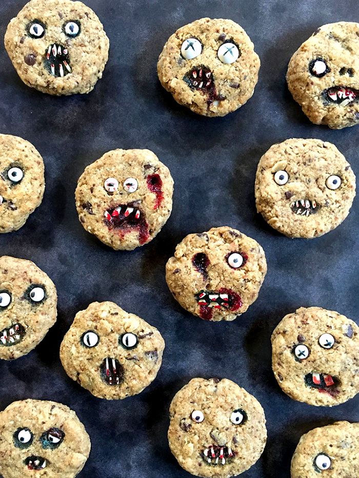 How To Bake Halloween Cookies That Are Too Scary To Eat