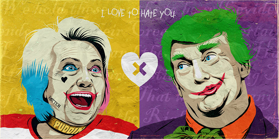 trump-clinton-pop-characters-i-love-to-hate-you-butcher-billy-10