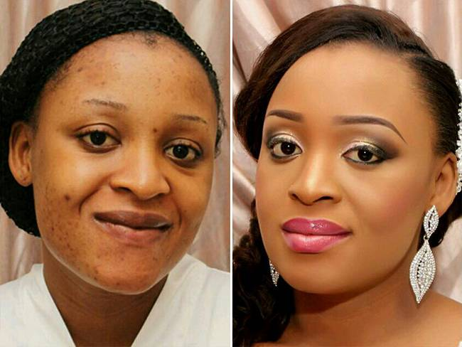 The power of makeup 14 unbelivable before and after shots