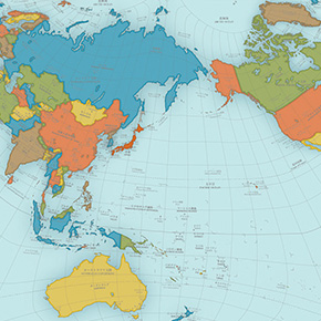 15 Maps Reveal How The World Actually Looks | DeMilked
