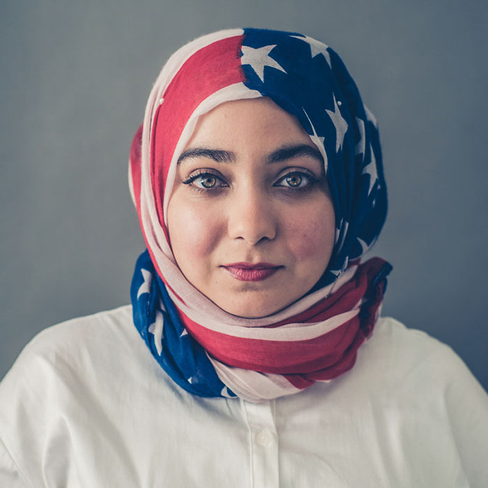 Photographer Fights Trump's Islamophobia With Beautiful Portraits Of