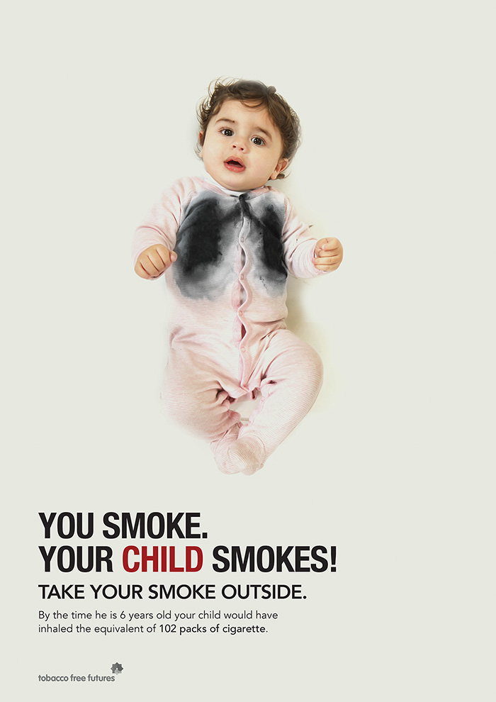 Comparing Smoking and Antismoking Advertisement