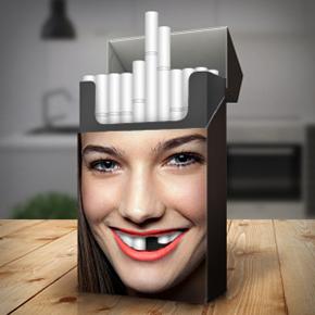 Adidas smoking campaign