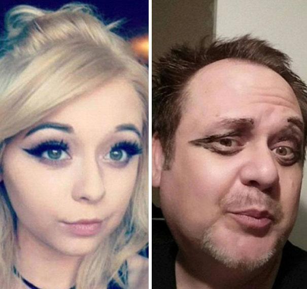 dad-recreates-daughter-selfies-cassie-chris-martin-3