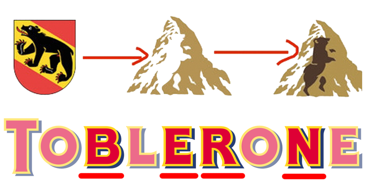 15 Logos With Hidden Secrets That You Probably Didnt Know