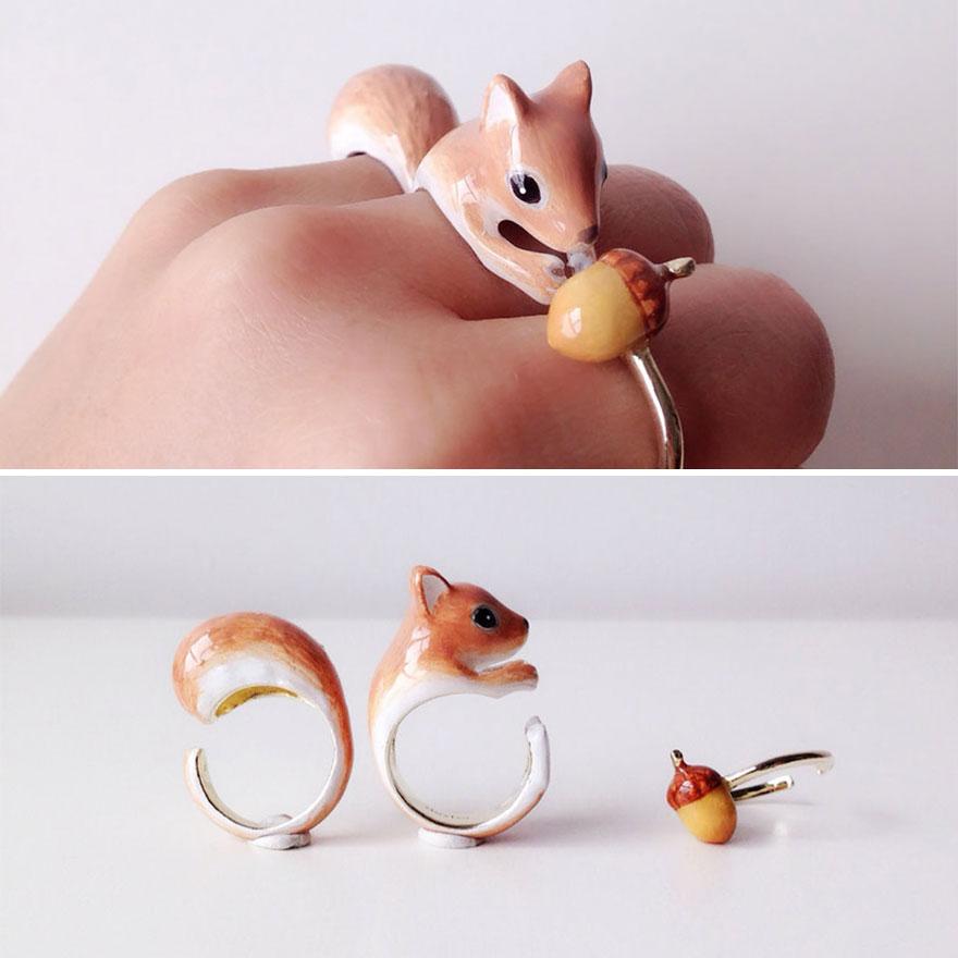 three-piece-animal-rings-cute-jewelry-maryloubangkok-1