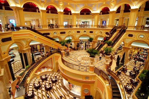 THE VENETIAN MACAO – MACAU, CHINA