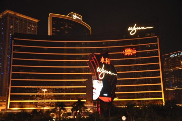 WYNN MACAU AND ENCORE - MACAU, CHINA