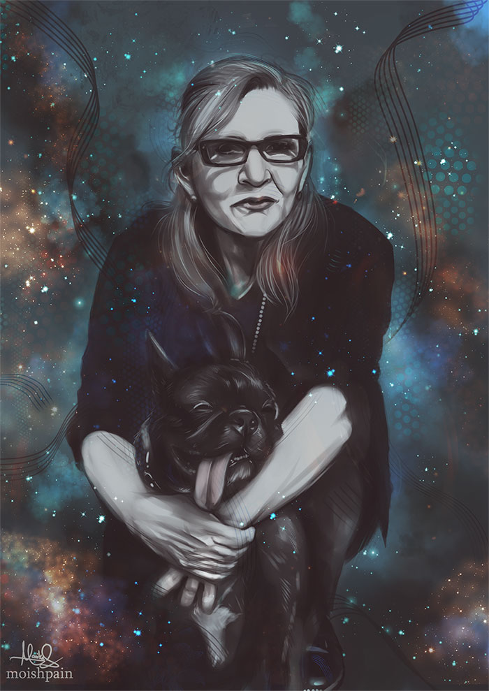 artists-trubute-carrie-fisher-princess-leia-star-wars-8