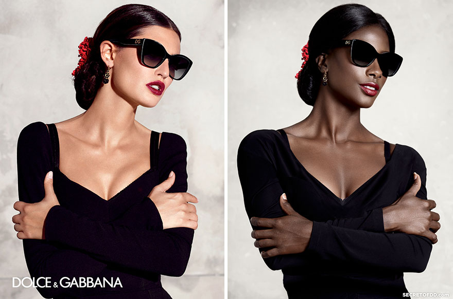 black-mirror-model-recreates-famous-fashion-campaigns-deddeh-howard-6