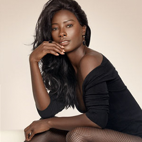 Famous Black Models >> This Queen Of The Dark Was Told To Bleach Her Skin By An Uber