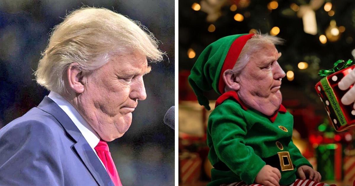 Trump Asks Media Stop Publishing Pics His Double