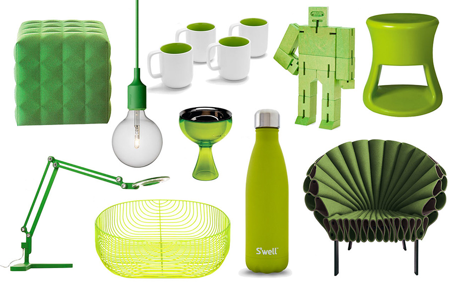 2017 color of the year is greenery according to pantone. Black Bedroom Furniture Sets. Home Design Ideas