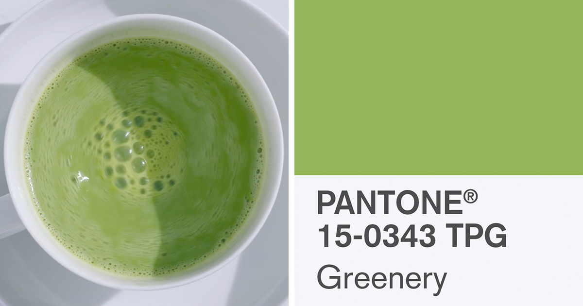 Mr. Pantone: from Where to Get You The Greenery? Street Style Is The Answer