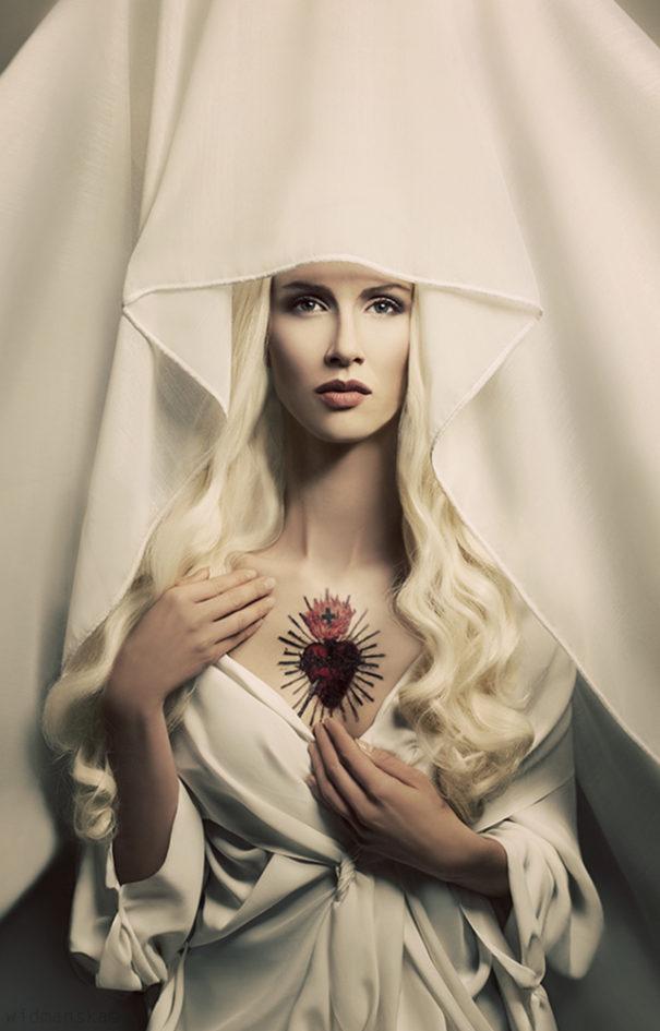 White Madonna