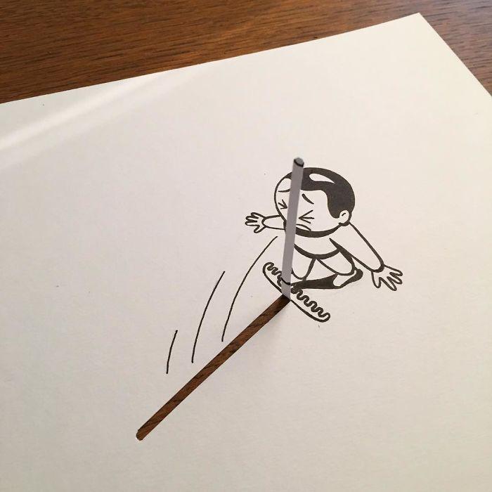3d-paper-art-illustrations-huskmitnavn-1