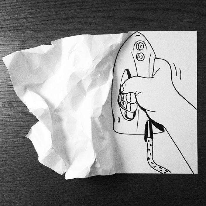 3d-paper-art-illustrations-huskmitnavn-3
