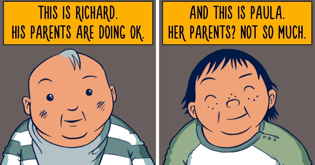 This Simple Comic Perfectly Explains Privilege