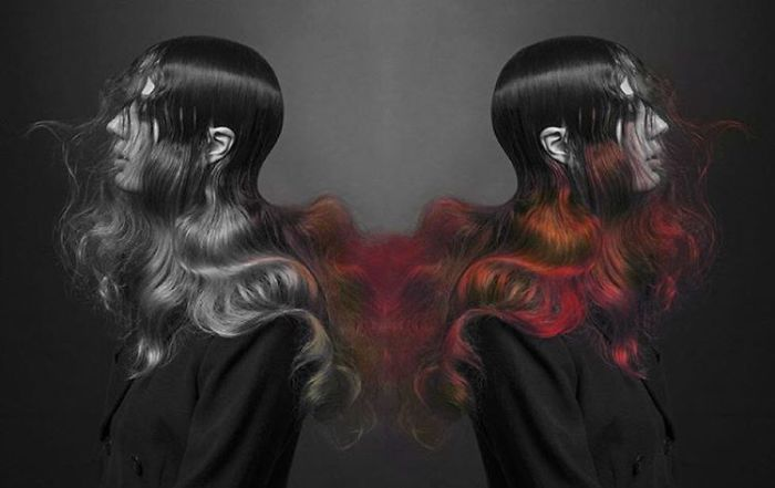 Worlds First Color Changing Hair Dye Adjusts To Your Surroundings