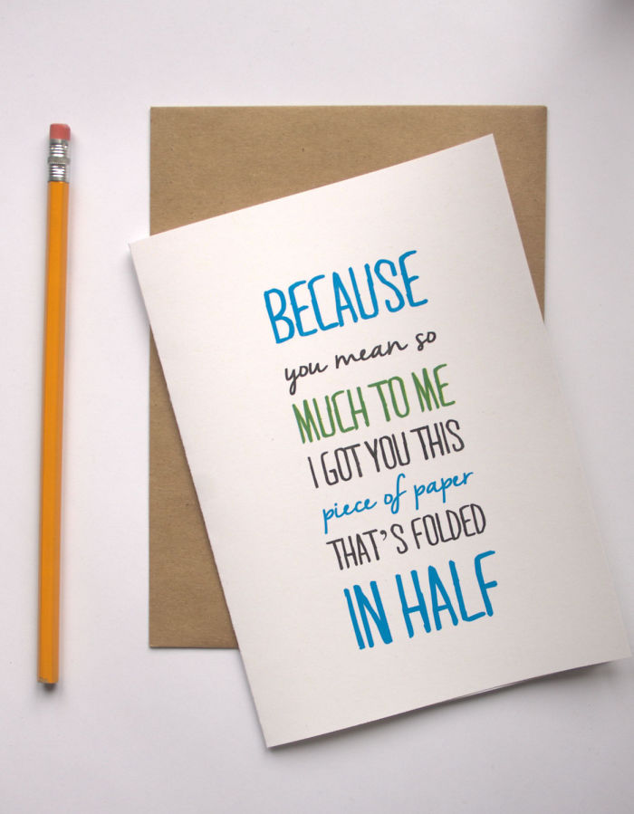 15 Creative Valentine's Day Cards For Non-Traditional Couples