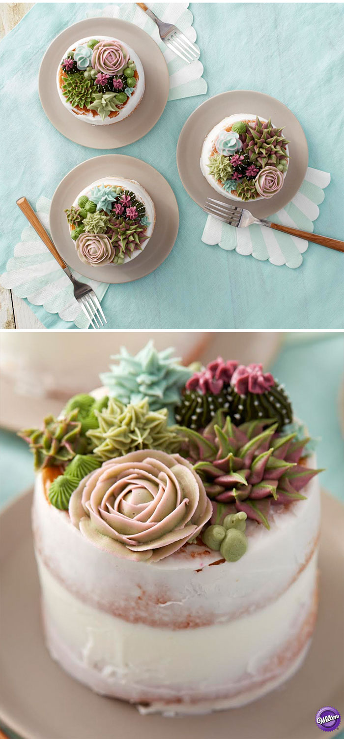 10 Blooming Flower Cakes Are The Sweetest Way To Celebrate Spring