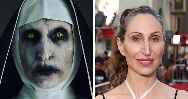 10 horror movie stars with and without makeup