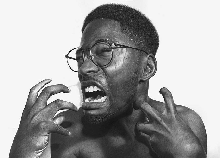 Hyperrealistic Pencil Drawings By Nigerian Artist | DeMilked