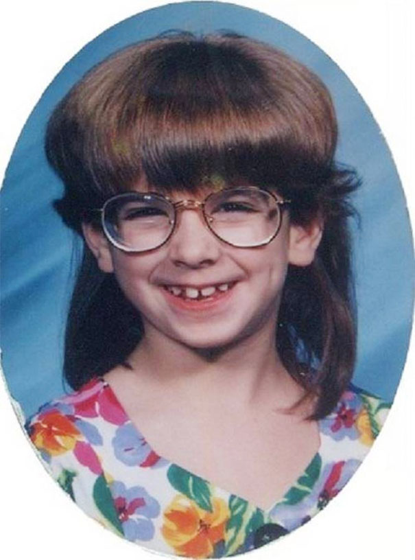 10 Of The Worst Kids Hairstyles From The 80s And 90s That Should Never Come Back