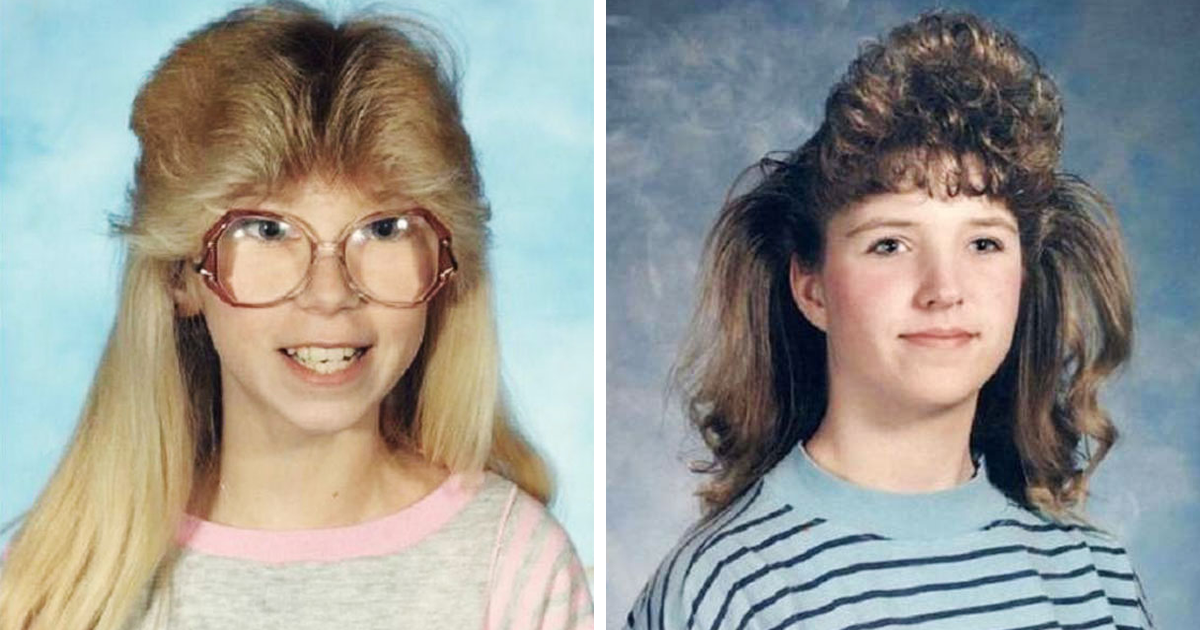 Hairstyle 90s: 10+ Of The Worst Kids' Hairstyles From The '80s And '90s