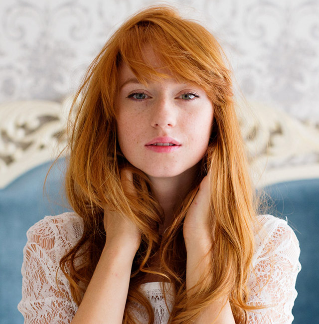 photographer traveled the world to capture the incredible beauty of more than 130 redheads. Black Bedroom Furniture Sets. Home Design Ideas