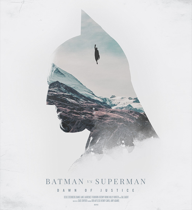 designer creates a movie poster every day for a year and they re