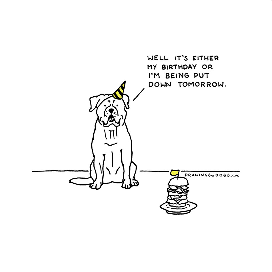 Uncategorized Funny Dog Drawings if dogs could speak artists hilarious illustrations that helped 3