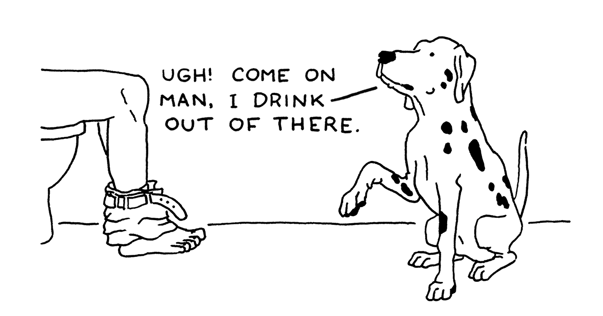 If Dogs Could Speak: Artist's Hilarious Illustrations That ...