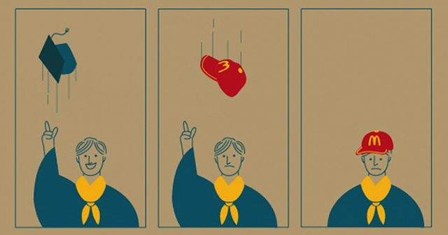 10 cynical illustrations that tell the harsh truth about modern life