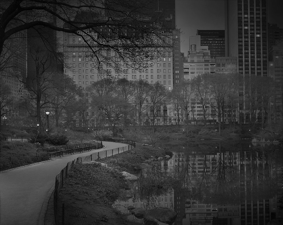 Our Second Solstice >> 10+ Haunting Photos Of Central Park At Night, Taken By Photographer Suffering From Terrible ...