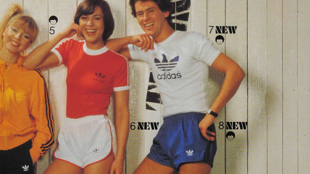 How Men Wore Shorts In The 1970s